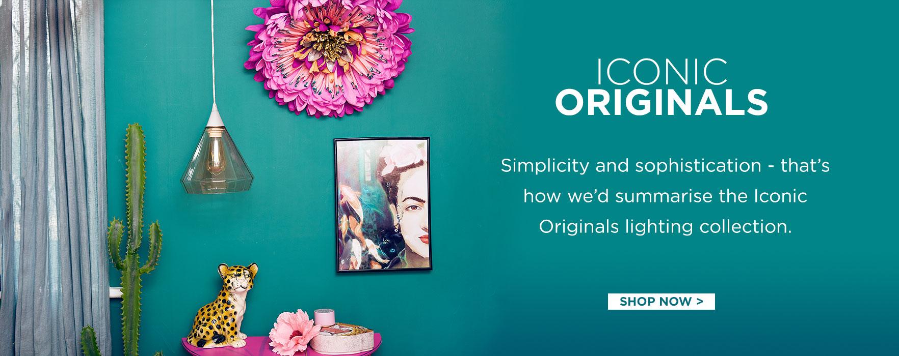 New Iconic Originals