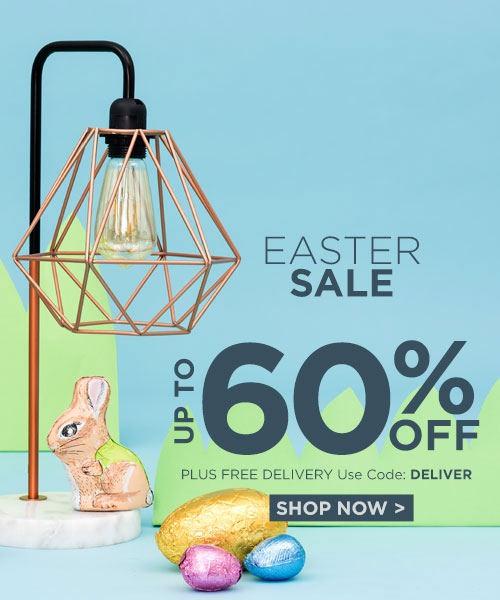 Last Chance Easter Sale - Iconic
