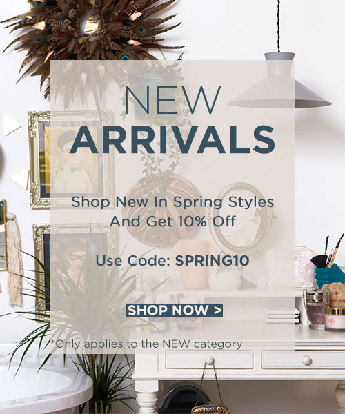 10% Off Spring Styles