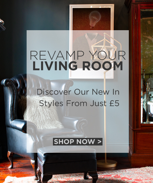 Revamp Your Living Room - New In