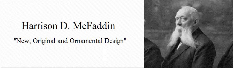 HARRISON D. MCFADDIN LIGHTS