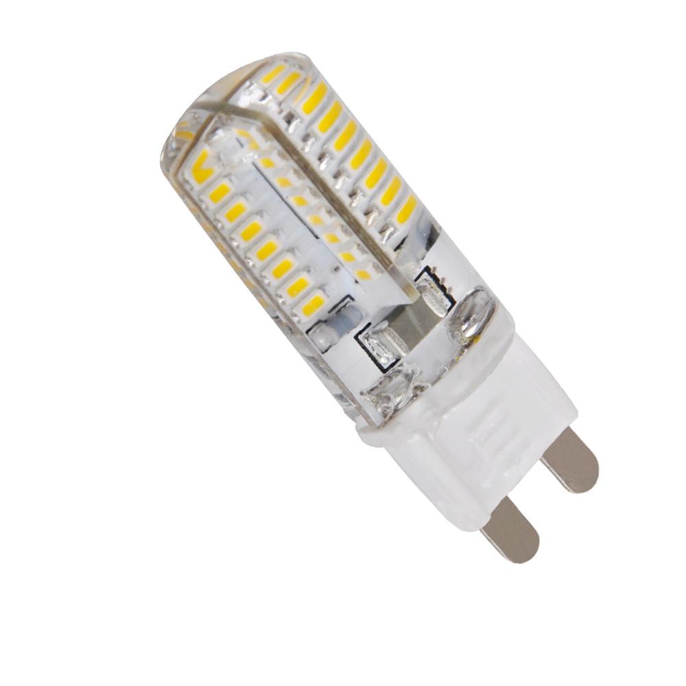 10 x MiniSun 3W G9 Capsule Bulbs In Cool White