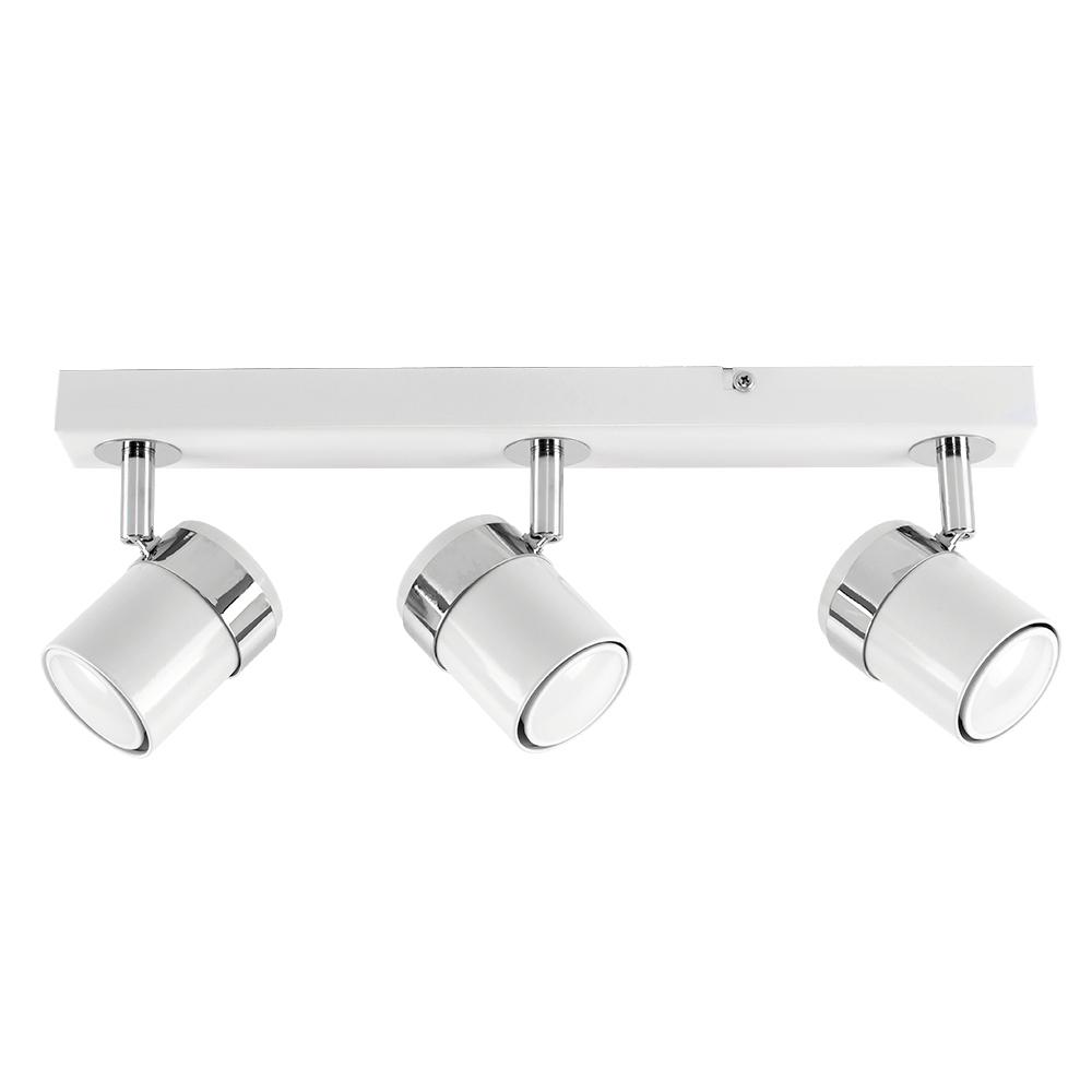Rosie 3-Way Spotlight Bar in White