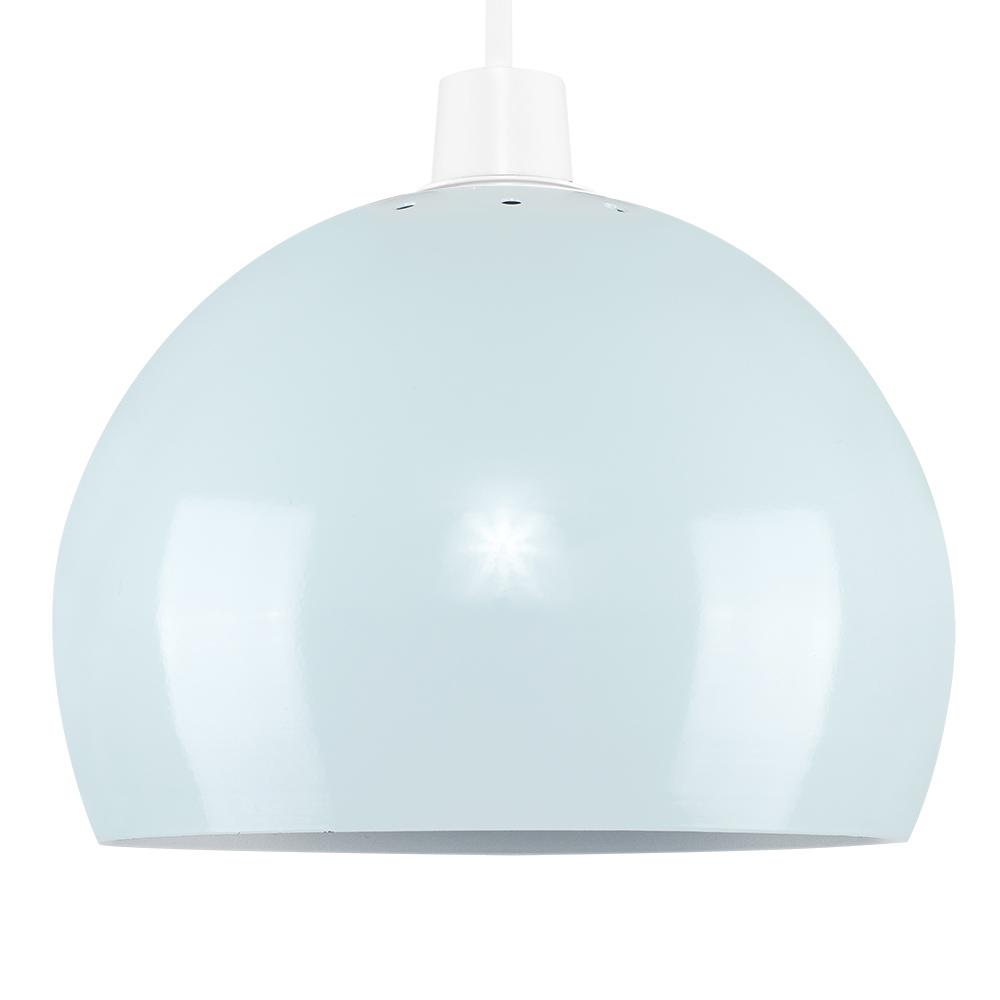 Mini Arco Pale Blue Pendant Shade