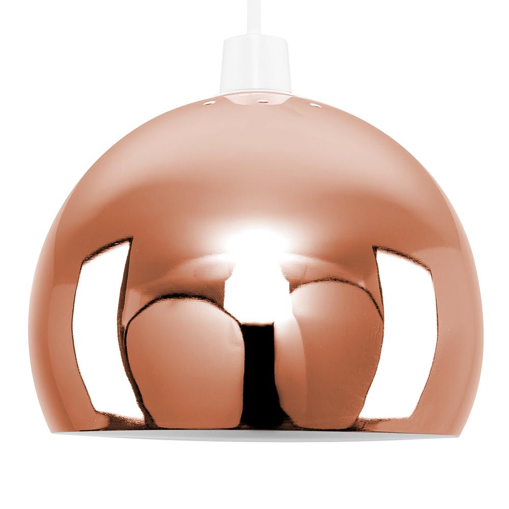 Mini Arco Copper Pendant Shade