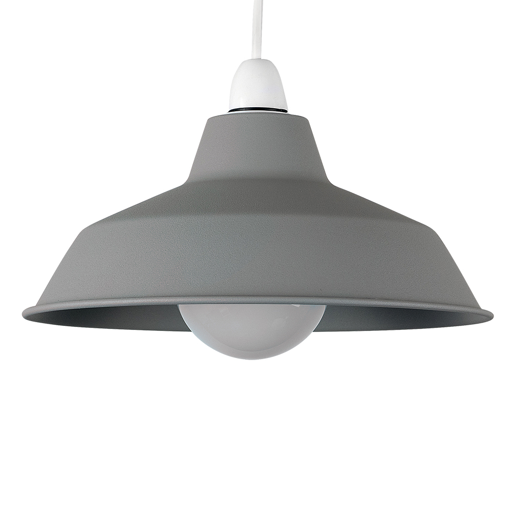 Colby Cement Pendant Shade