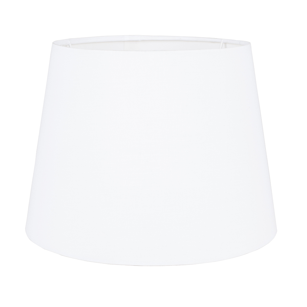 Aspen Small Tapered Shade in White