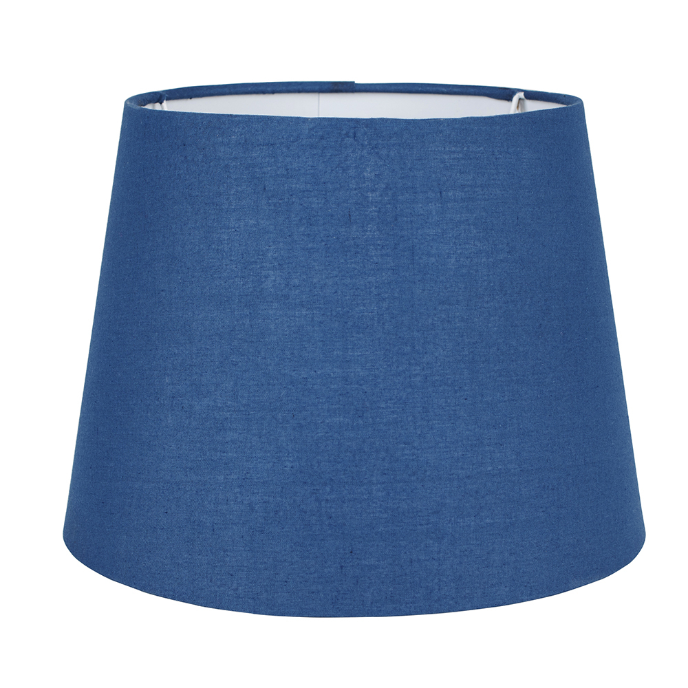 Aspen Small Tapered Shade in Navy Blue