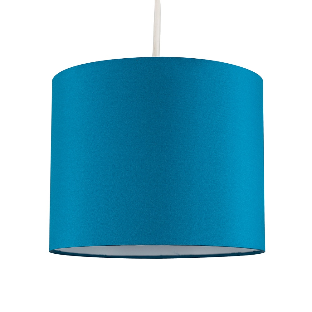 Reni Small Pendant Shade in French Blue
