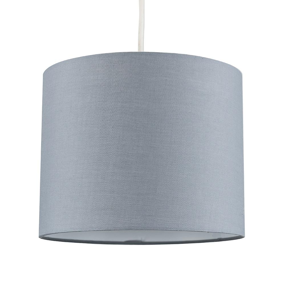 Reni Small Pendant Shade in Dark Grey