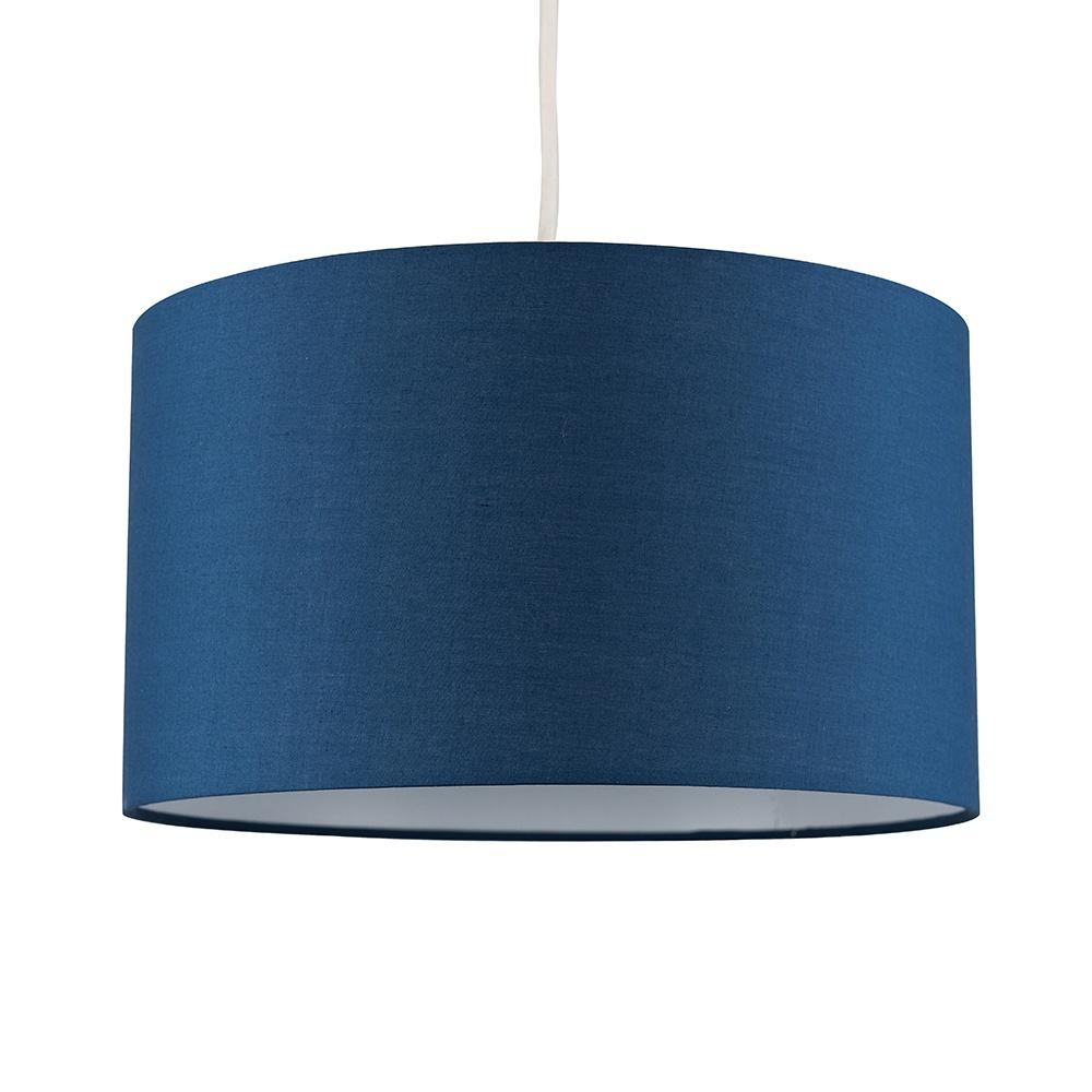 Reni Large Pendant Shade in Navy Blue