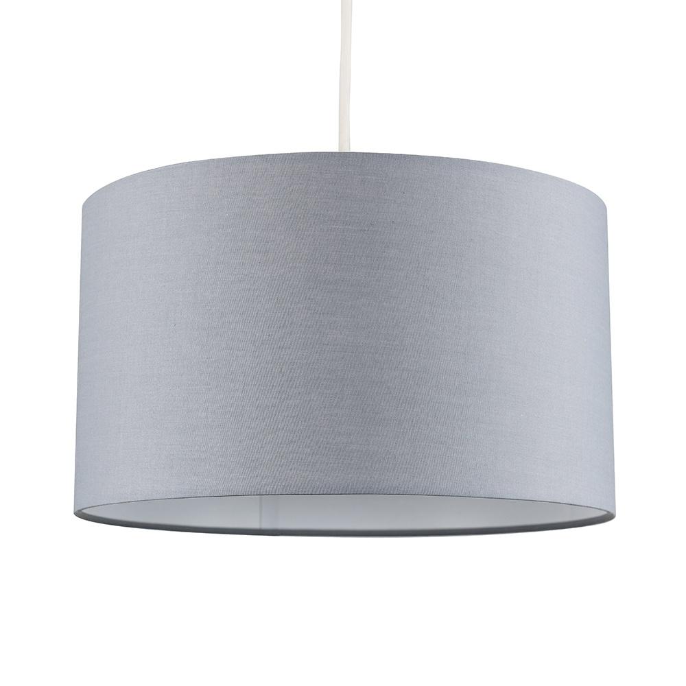 Reni Large Pendant Shade in Dark Grey