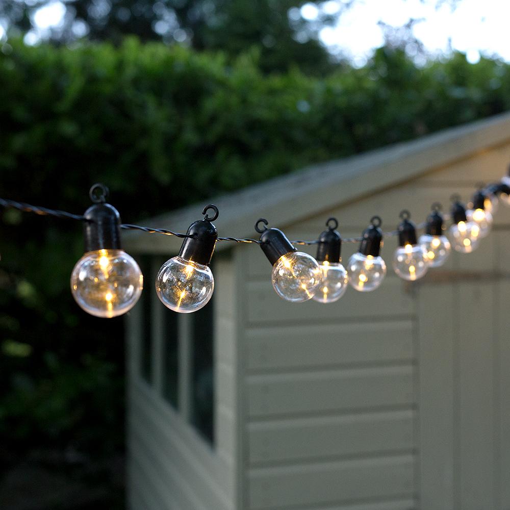 Clear Festoon Lights