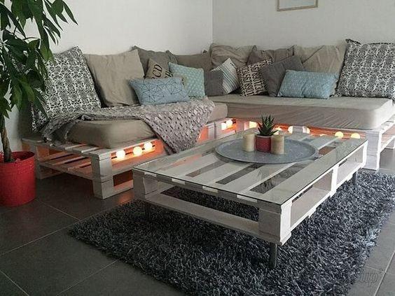 Pallet Sofa 3