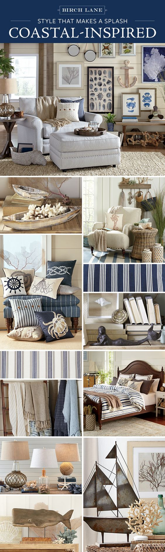 Nautical Inspiration Pinterest