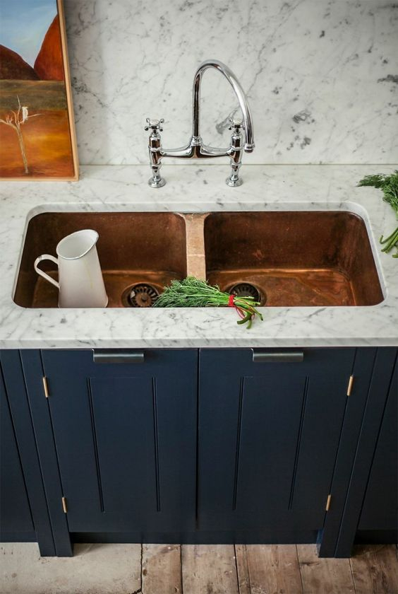 Copper and Brass Trend