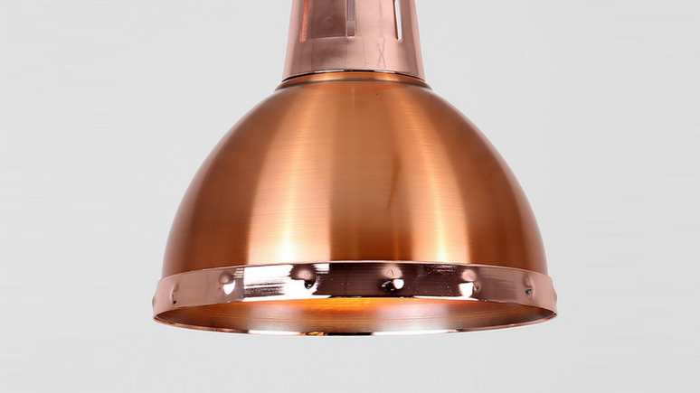 ceiling lights category with copper portishead