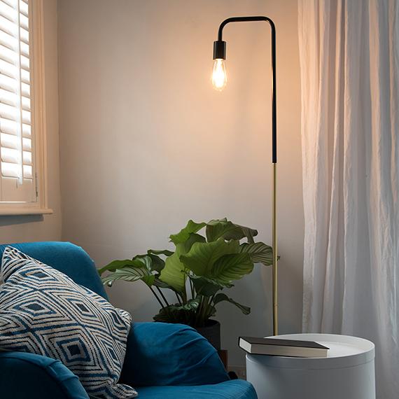 Floor Lamps | Tripod, Arc & Standing Floor Lamps | Iconic Lights