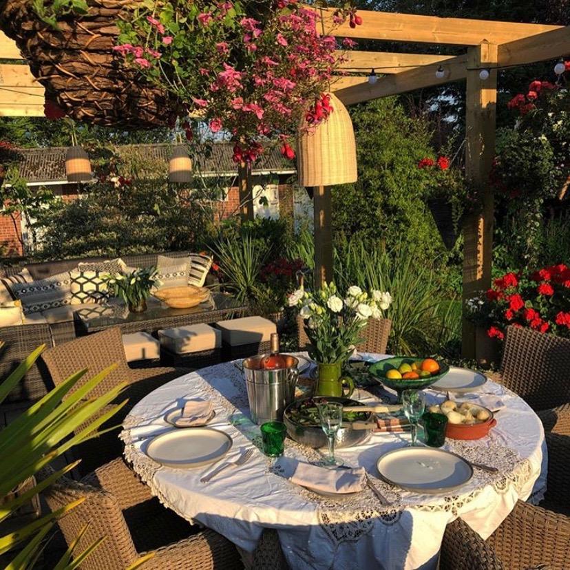 Pandora Maxton Parisian Garden