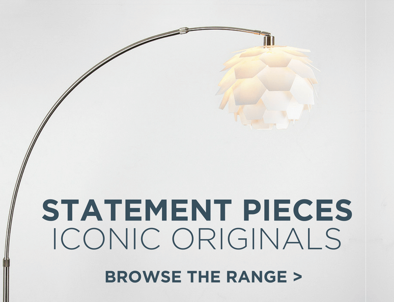 Iconic Originals collection featuring the arkos