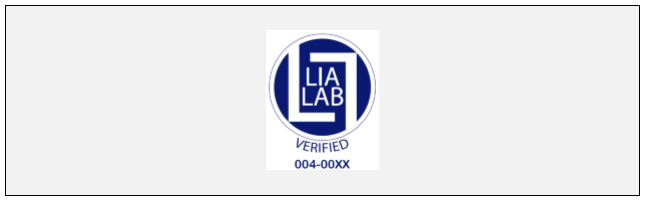 LIA Verified Certification Mark