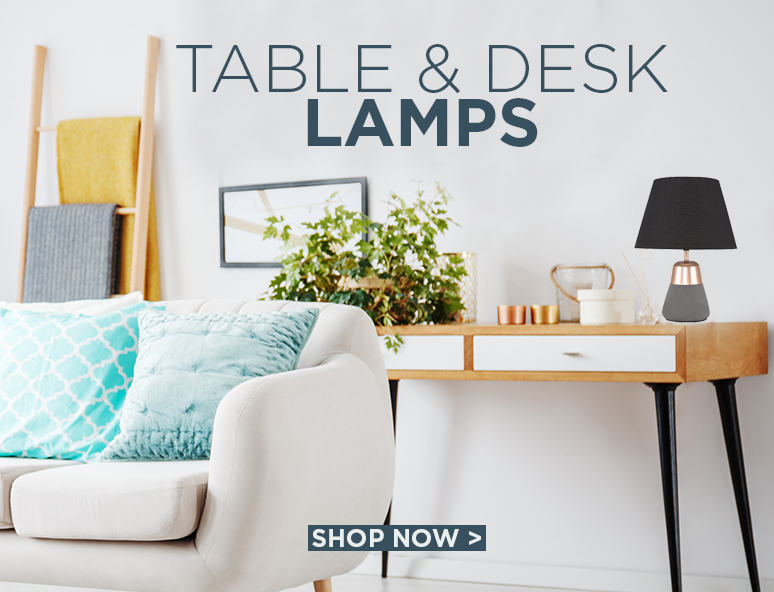 Table & Desk Lamps