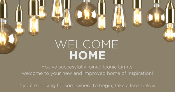 Welcome To Your New Home of Lighting Inspiration