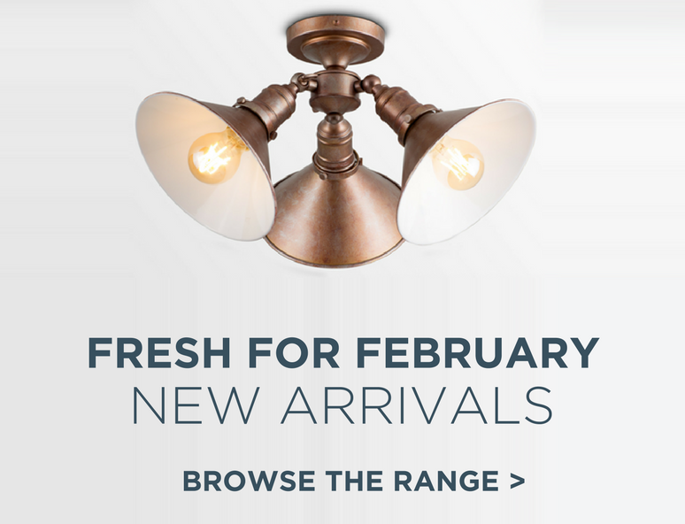 Fresh for february new in products