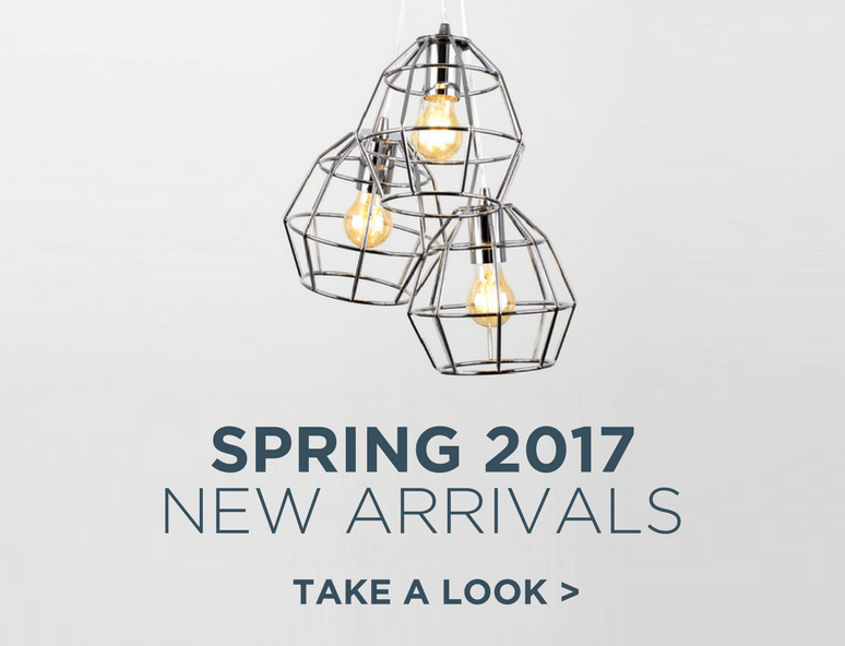 New Arrivals for Spring 2017
