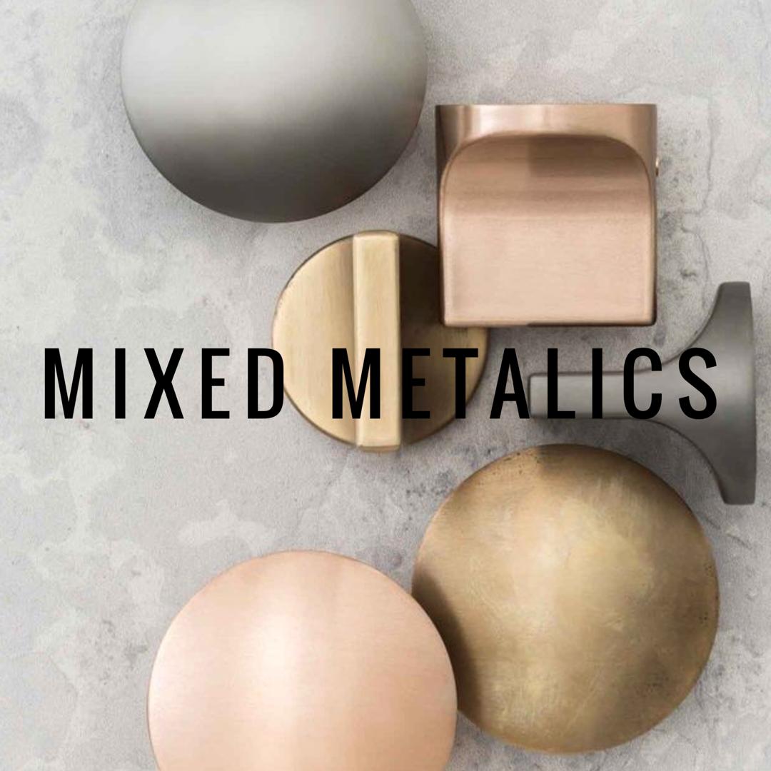 Mixed Metallics